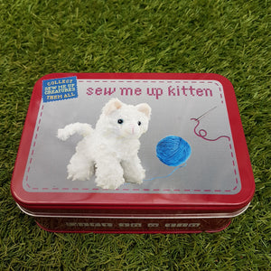 Sew me up Kitten (Gift in a Tin)
