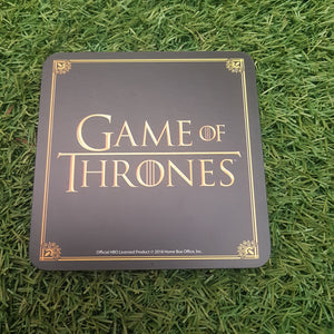 Game Of Thrones Logo Coaster