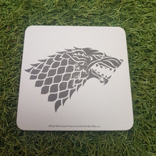 Load image into Gallery viewer, Game Of Thrones Stark Coaster