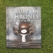 Load image into Gallery viewer, Games On Thrones Book