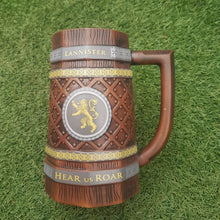 Load image into Gallery viewer, Game Of Thrones Collectable Stein 'Lannister Hear Us Roar'