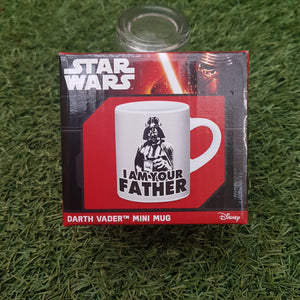 Star Wars Darth Vader 'I Am Your Father' Mini Mug