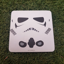 Load image into Gallery viewer, Star Wars Storm Trooper Coaster