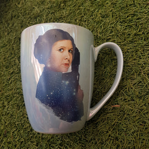 Star Wars Princess Leia Stoneware Mug