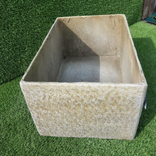 Load image into Gallery viewer, Stone Effect Alpine Trough 56cm £39.99