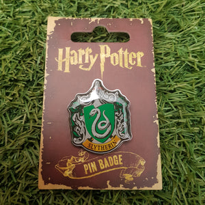 Harry Potter 'Slytherin' Pin Badge