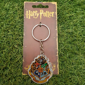 Harry Potter 'Hogwarts Crest' Key Ring
