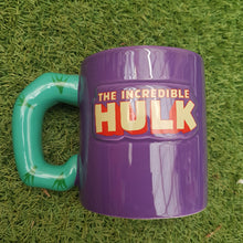 Load image into Gallery viewer, Marvel Hulk Embossed Mug
