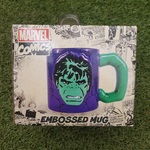 Marvel Hulk Embossed Mug