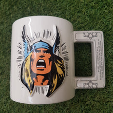 Load image into Gallery viewer, Thor Embossed Mug