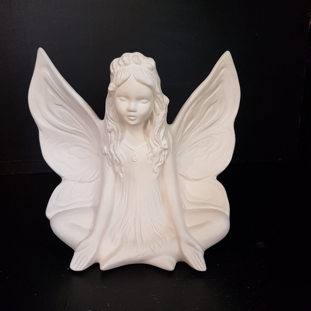 Lotus Fairy (Height 14.5cm)