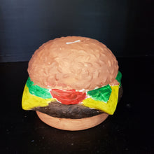 Load image into Gallery viewer, Burger Money Box (Height 10cm)