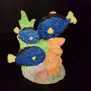 Coral Reef with Fish (Height 13cm)