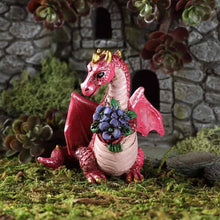 Load image into Gallery viewer, Dragon With Flowers