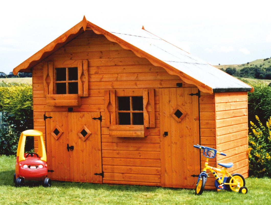 Dream Playden Shaws For Sheds