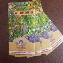 Load image into Gallery viewer, Wildflower Wildlife Mixed