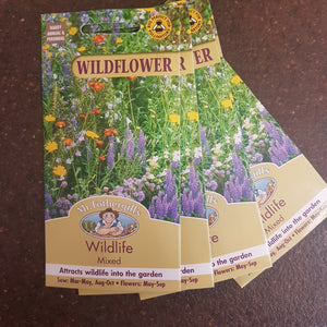 Wildflower Wildlife Mixed