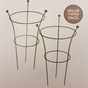 Herbaceous Support Twin Pack (medium) 40cm H x 54cm W