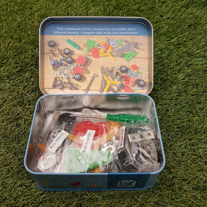 Mini Mechanic Construction Kit (Gift in a Tin)