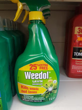 Load image into Gallery viewer, Weedol Lawn Weedkiller 1ltr Spray