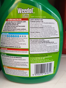 Weedol Lawn Weedkiller 1ltr Spray