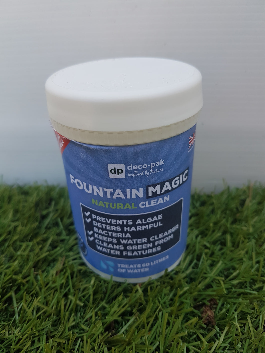 Fountain Magic Natural Clean (water feature cleaner) 30ml