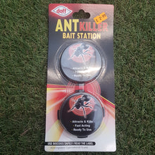 Load image into Gallery viewer, Ant Killer Bait Station 2 Pack - Doff