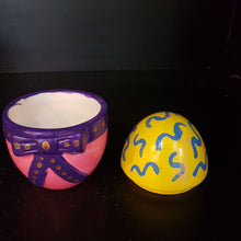 Load image into Gallery viewer, Egg Trinket Box (Height: 10cm)