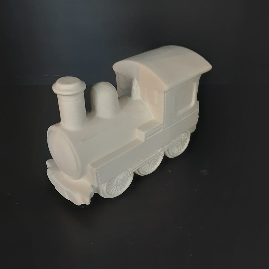 Train Money Box (Height 11cm)