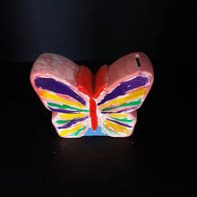 Load image into Gallery viewer, Butterfly Money Box (Height 12cm)