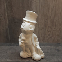 Load image into Gallery viewer, Cricket In Top Hat And Suit (Height 22cm)