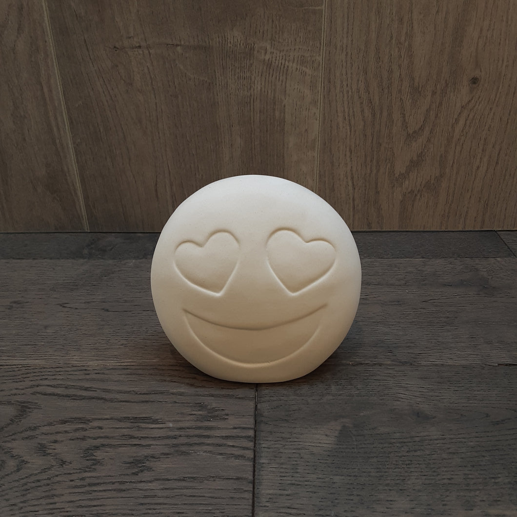 Emoji Money Boxes (Height 11cm)