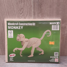 Load image into Gallery viewer, Monkey Woodcraft Construction Kit