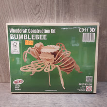 Load image into Gallery viewer, Bumblebee Woodcraft Construction Kit