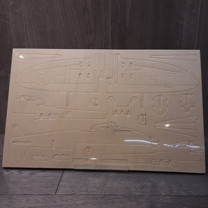 Spitfire Woodcraft Construction Kit