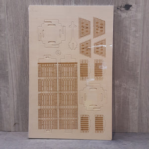 Big Ben Woodcraft Construction Kit