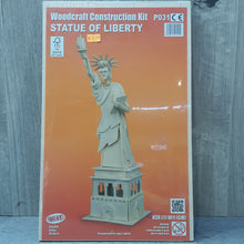 Load image into Gallery viewer, Statue Of Liberty Woodcraft Construction Kit