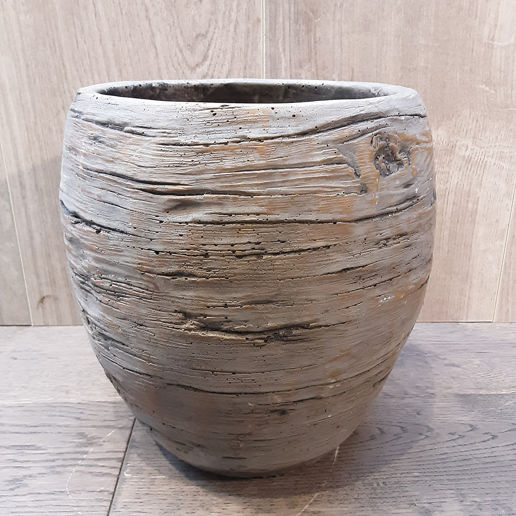 Indoor Driftwood Tall Bowl 20cm x 20cm