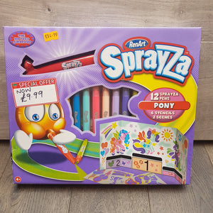 RenArt Sprayza 'Pony Scene' Kit