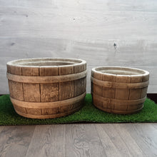 Load image into Gallery viewer, Barrel Tubs SML & LRG