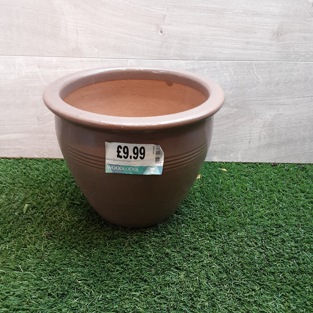 Brown Pot
