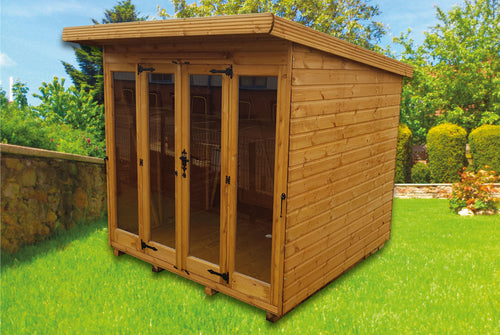 Regal Summerhouse Shaws for Sheds
