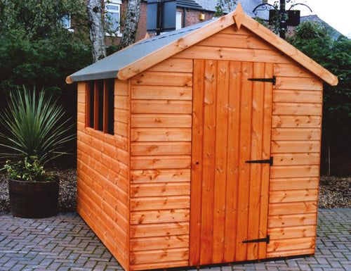 Bramley Apex Shed Shaws for Sheds