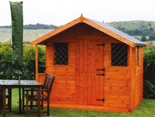 The Multi Summerhouse Shaws for Sheds