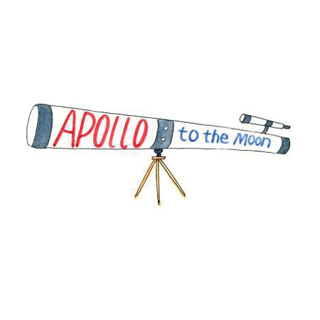 Load image into Gallery viewer, Apollo: To the Moon