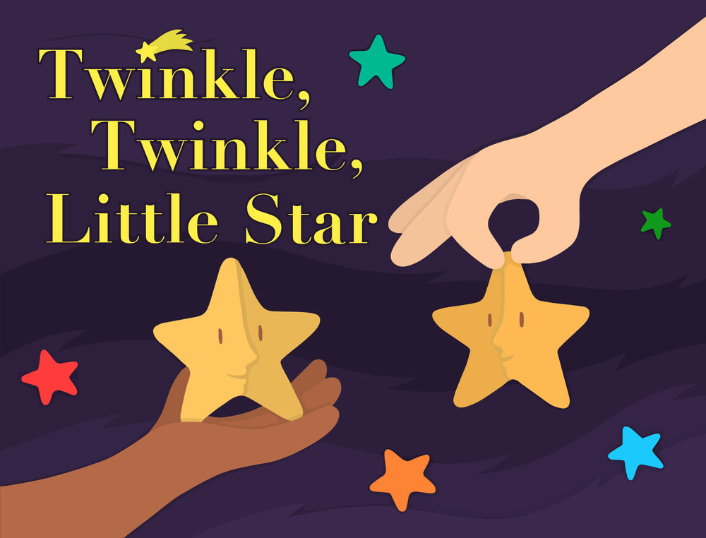 Load image into Gallery viewer, Twinkle, Twinkle, Little Star