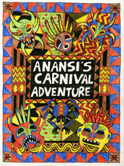 Load image into Gallery viewer, Anansi's Carnival Adventure