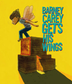 Barney Carey Gets His Wings