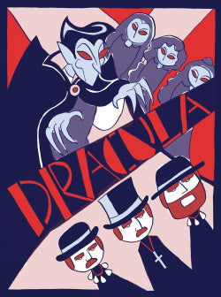 Load image into Gallery viewer, Dracula