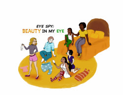 Eye Spy: Beauty in My Eye